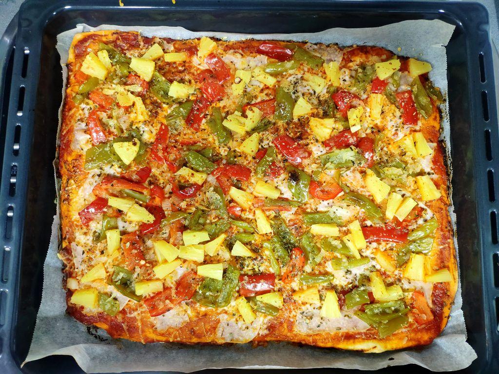 Pizza a la Ro (entera)